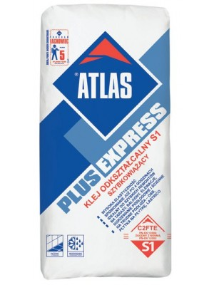 Atlas Plus Express Adhesive - 25kg