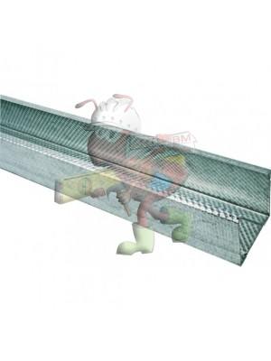Wall C Stud Profile - CW50 - 4.0m