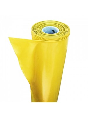 Yellow protection foil 2x50m
