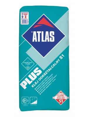 ATLAS PLUS KM 17 Tile adhesive flexible - GREY - 25kg
